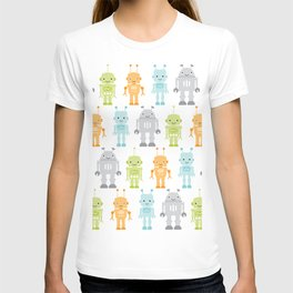 Robots and Androids and AI  T-shirt