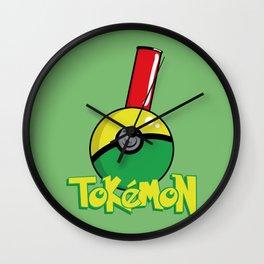Tokemon GO Wall Clock