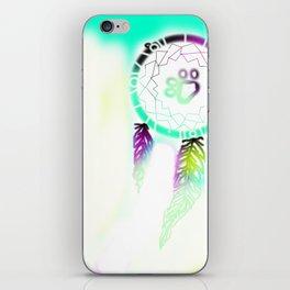 paw dreamcatcher iPhone Skin