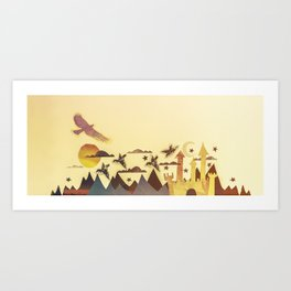 You'll Still Have Your Stars Art Print