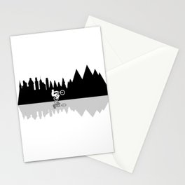 Go To The Mountains Stationery Cards