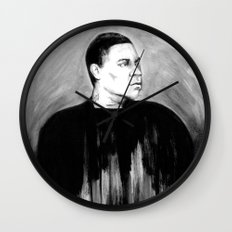 DARK COMEDIANS: Tracy Morgan Wall Clock