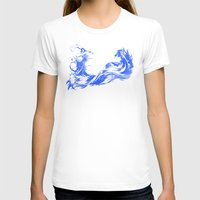 final fantasy T-shirts featuring FINAL FANTASY X  by DrakenStuff+