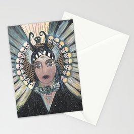 underworld journey/ transformation Stationery Cards