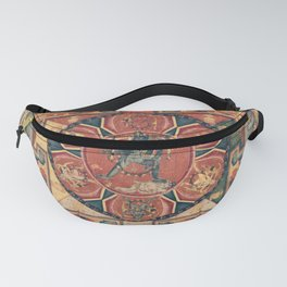 Indian Tapestry Fanny Pack