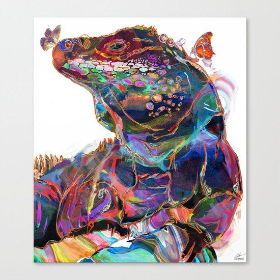 Kozah Canvas Print