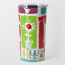 Summer & you & me... Travel Mug