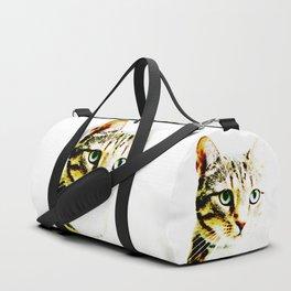 cat Duffle Bag