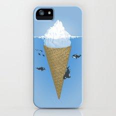 Hidden part of icebergs Slim Case iPhone (5, 5s)