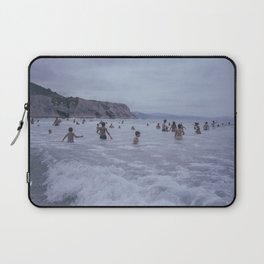 Underwater you're almost free Laptop Sleeve