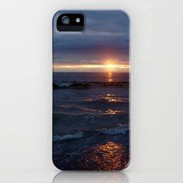 Sunset Sizzle iPhone Case