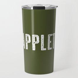 Deer: Appleton, Wisconsin Travel Mug