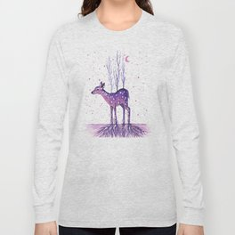 Rooted Deer Long Sleeve T-shirt