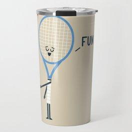Fun Match Travel Mug