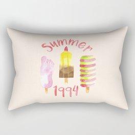 Summer 1994 Rectangular Pillow