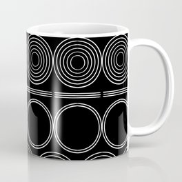 African pattern Coffee Mug