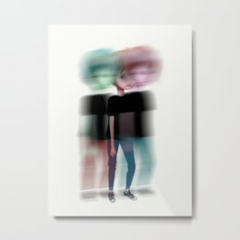 Despair Metal Print