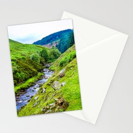River. Stationery Cards