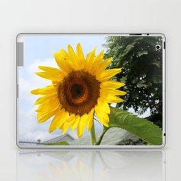 une seule fleur Laptop & iPad Skin