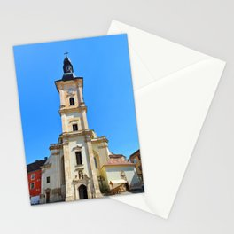 Cluj Napoca old church Stationery Cards