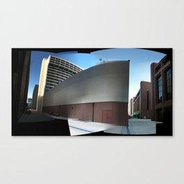 Hilton Salt Lake City Center in Downtown Salt Lake City, September 2012 Canvas Print