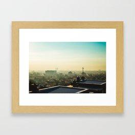 Vrapce Framed Art Print