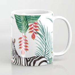 Flemish Nature zebra Coffee Mug
