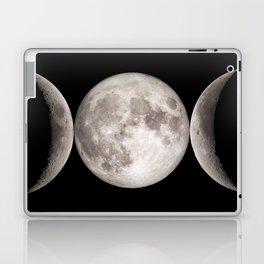 Triple Moon Laptop & iPad Skin