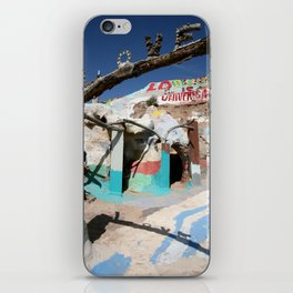 Shadow of Love iPhone Skin