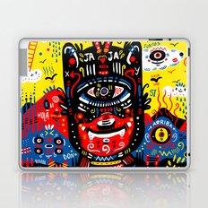 Bright Magic Day Laptop & iPad Skin