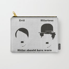 Evil/Hilarious Carry-All Pouch