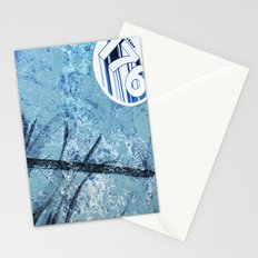 Urban Abstract 115 Stationery Cards