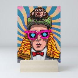 Magic Glasses Mini Art Print