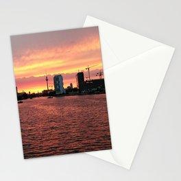 Spree Sunset I Stationery Cards