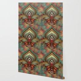 Beautiful Symbolic Design Wallpaper