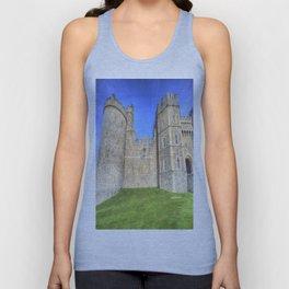 Windsor Castle Unisex Tank Top