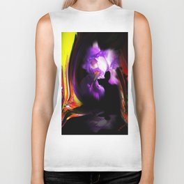 Abstract pefection -Lily Biker Tank