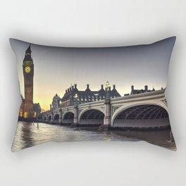 Westminster London Rectangular Pillow