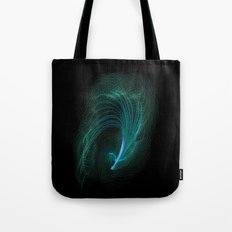 Designer feather Tote Bag