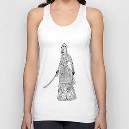 The Last Samurai Unisex Tank Top