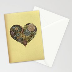 Tangled Heart Stationery Cards
