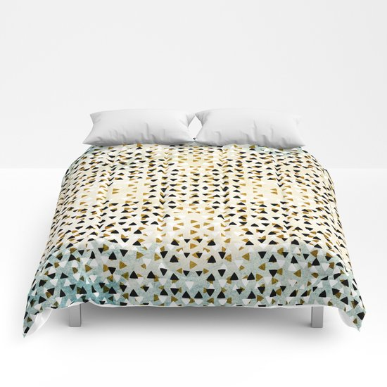 Confetti Sky Comforters