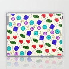 sewing me up Laptop & iPad Skin