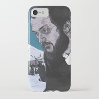 kubrick iPhone & iPod Cases featuring Stanley Kubrick by Andy Christofi