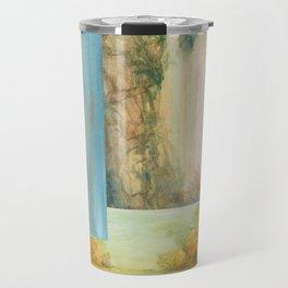 Dawn to Dusk Landscapes - Montage Travel Mug