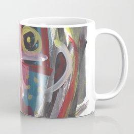 Abstract portrait 3 Coffee Mug