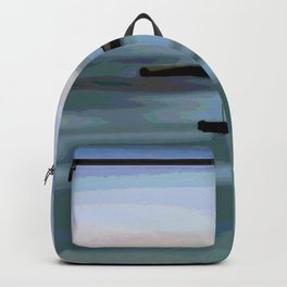 Fort View in Jersey Backpack