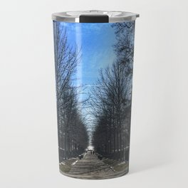 Promenade at Vander Veer Botanical Park Travel Mug
