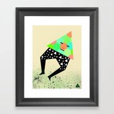 shakeitup Framed Art Print