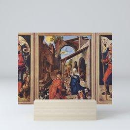 Albrecht Dürer - Paumgartner altarpiece Mini Art Print